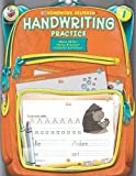 Handwriting Practice, Grade 1 (Homework Helper)