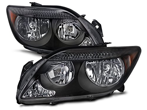 Scion TC Headlights Without Base Package Oe Style Headlamps Driver/Passenger ... (Oe Headlights compare prices)
