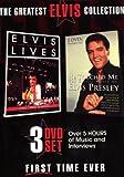 echange, troc The Greatest Elvis Collection