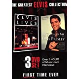 "Elvis Presley - The Greatest Elvis Collection [3 DVDs]von ""Elvis Presley"""