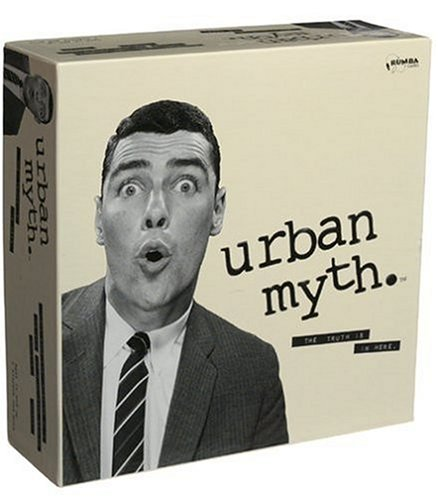 Urban Myth Board Game