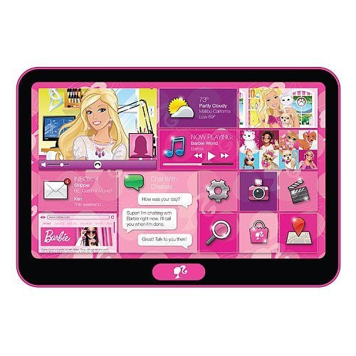 Barbie My First Pretend Tablet
