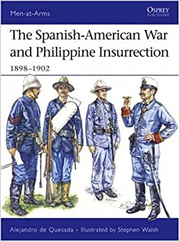 The Spanish-American War and Philippine Insurrection: 1898-1902 (Men