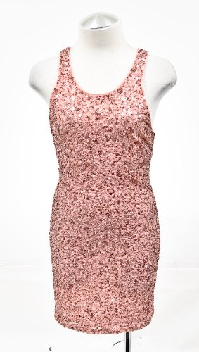 Alice + Olivia Dusty Pink Sheath Dress
