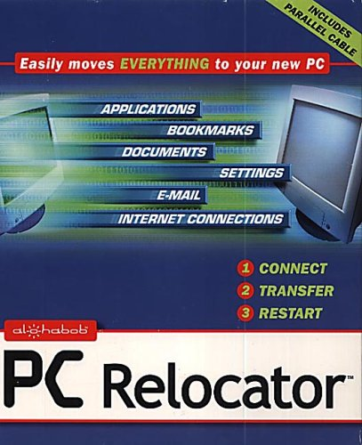 Aloha Bob PC Relocator with Parallel Cable
