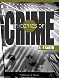 img - for Theories of Crime: A Reader book / textbook / text book