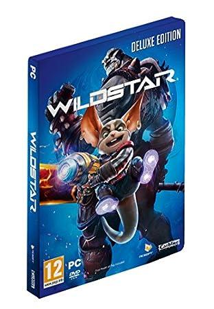 WildStar SteelBook