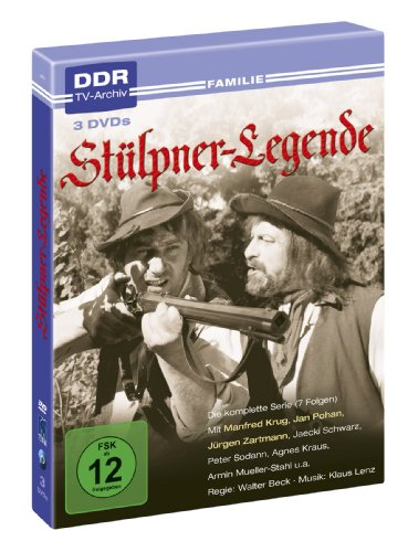 Stülpner-Legende (DDR TV-Archiv - 3 DVDs)