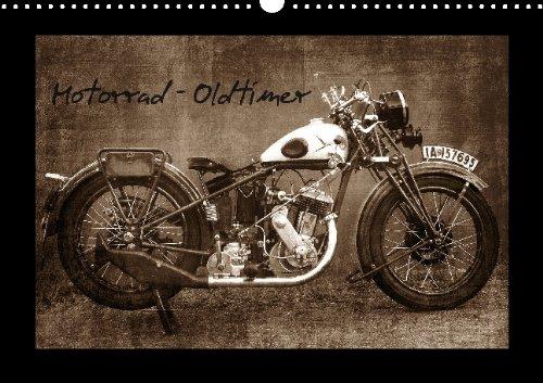 Motorrad Oldtimer (Wandkalender 2013 DIN A3 quer)