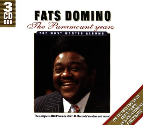 Fats Domino - The Paramount Years (CD 01) - Zortam Music