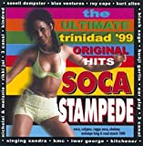 echange, troc Various Artists - Soca Stampede: Ultimate Trinidad 1999 Hits