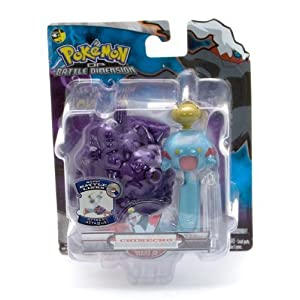Chimecho - Jakks Pacific Pokemon Diamond and Pearl Battle Dimension Basic Battle Links Figure Series 8