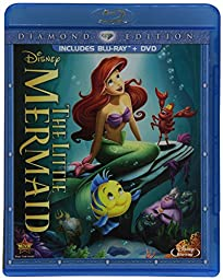 The Little Mermaid: Diamond Edition [Blu-ray+DVD]