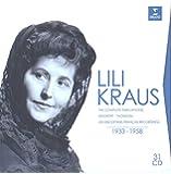 Lili Kraus: The Complete Parlophone, Ducretet-Thomson, Les Discophiles Francais Recordings, 1933-1958