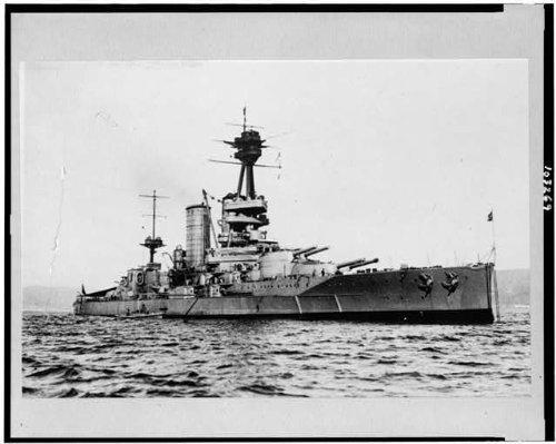 Almirante Latorre,first dreadnought in Chilean Navy,1921