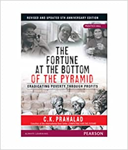 The Fortune at the Bottom of the Pyramid: Eradicating Poverty Through Profits 5 Edition price comparison at Flipkart, Amazon, Crossword, Uread, Bookadda, Landmark, Homeshop18