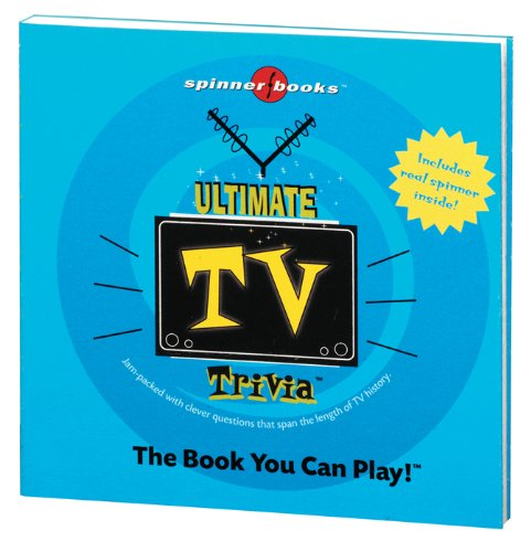 Spinner Books - Ultimate TV Trivia - 1