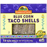 Garden of Eatin'® Taco Shells Blue, 5.5 Ounce Boxes (Pack of 12)