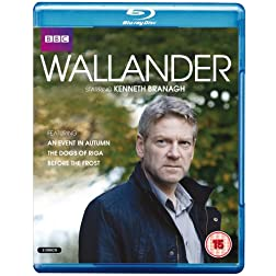 Wallander Series 3 [Blu-ray]