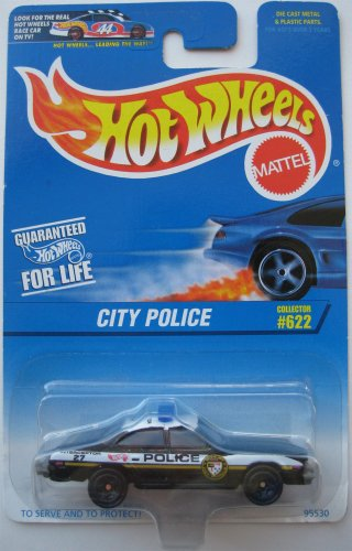 Hot Wheels City Police #622 Year: 1997 - 1