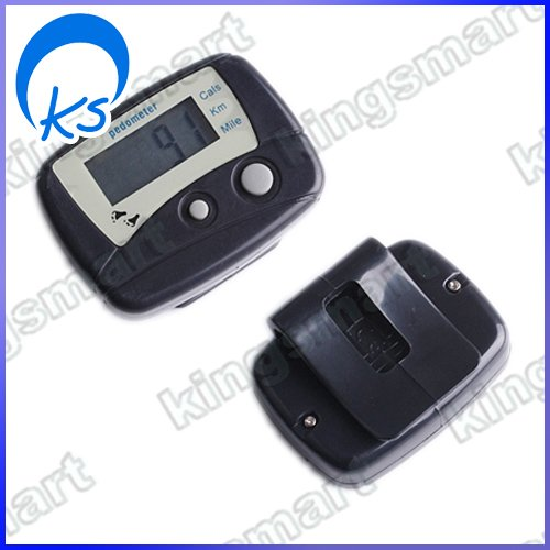 Digital Pedometer Step / Calorie Counter w/ LCD Screen