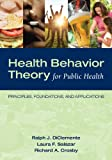 img - for Health Behavior Theory for Public Health book / textbook / text book