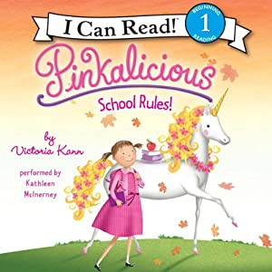 Pinkalicious: School Rules! Audiobook