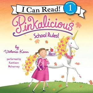 Pinkalicious: School Rules! | [Victoria Kann]