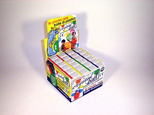 crystal ball in tuberro originale giochi preziosi ,ASSORTIMENTO DI 4 colori - PREZZO DI 1 SOLO PEZZO - S