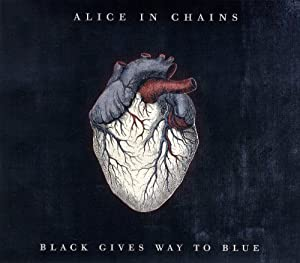 Black Gives Way To Blue by Virgin Records