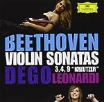 Violin Sonatas 3, 4, 9
