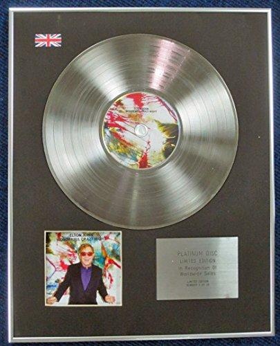 elton-john-limitata-edizione-cd-platinum-disc-meravigliosa-crazy-night