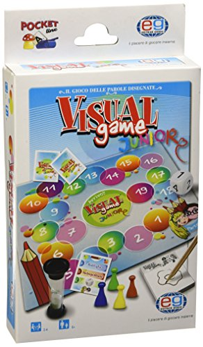 Editrice Giochi 6034019 - Gioco Visual Game Pocket