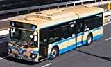 全国バスコレクション JB041 横浜市交通局 日野ブルーリボンII ノンステップバス