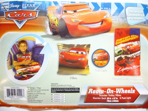 More image Disney Pixar Cars Room-on-wheels