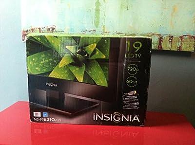 """Insignia NS-19E310A13 - 19"""" Class - LED - 720p - 60Hz - HDTV"""