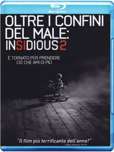 Oltre i confini del male: insidious 2 [Blu-ray] [IT Import]