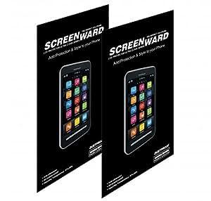 Moto G XT1033 Screen protector, Scratch Guard No Rainbow Effect [Screenward] (Pack of 2) Screen Protector Scratch Guard For Motorola Moto G XT1033