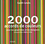 2000 accords de couleurs pour les gra...