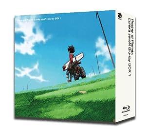 交響詩篇エウレカセブン Blu-ray BOX 1