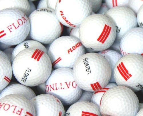 Second Chance Golfbälle 12 Floater Rangebälle (sinken nicht im Wasser!)