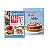 Love Productions Bake Books, Mary Berry's Baking Bible & Great British Bake Off: Learn to Bake