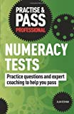 img - for Practise & Pass Professional: Numeracy Tests by Redman. Alan ( 2010 ) Paperback book / textbook / text book