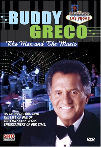 Cover art for  Buddy Greco - The Man & The Music