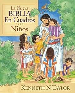 Amazon.com : La Nueva Biblia En Cuadros Para Ninos/The New Bible In