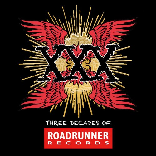 VA-XXX Three Decades Of Roadrunner Records-4CD-FLAC-2013-DeVOiD Download
