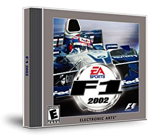 F1 2002 (Jewel Case) - PC