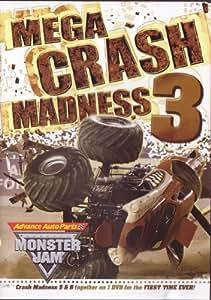 Mega crash madness 3 monster jam feld motor for Mega motor madness reviews