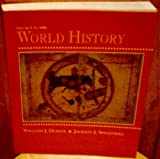 World History (0314028455) by Duiker, William J.