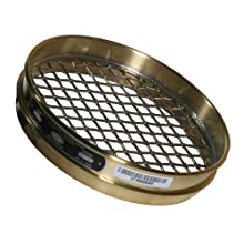 "Advantech 1/2""BS12F, 0.50 Inch Brass Test Sieve"